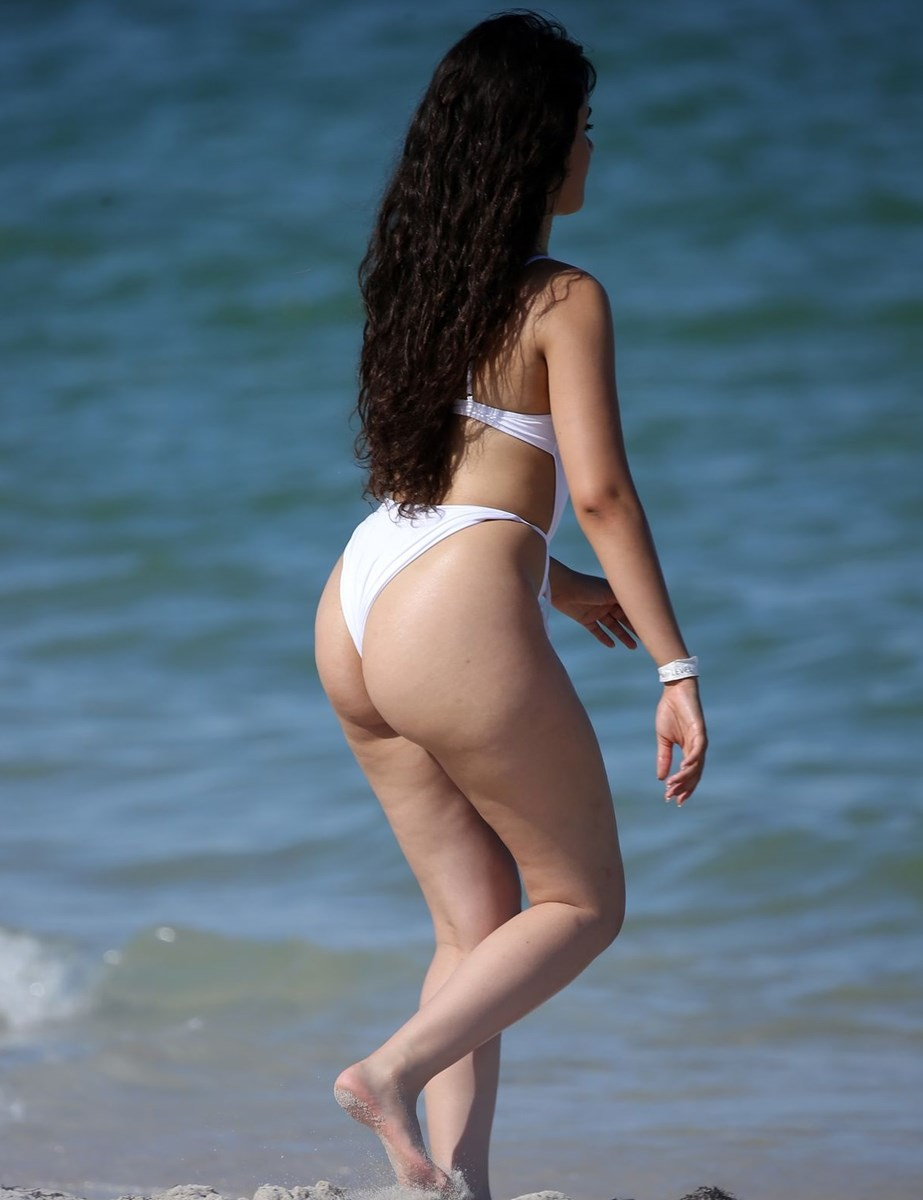 Camila Cabello Nips, Pussy Lips, And Ass Swimsuit Photos