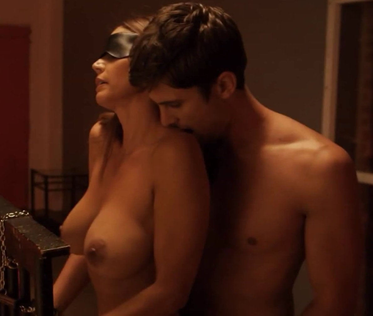 Charisma Carpenter's Nude Scenes From The Movie 'Bound'