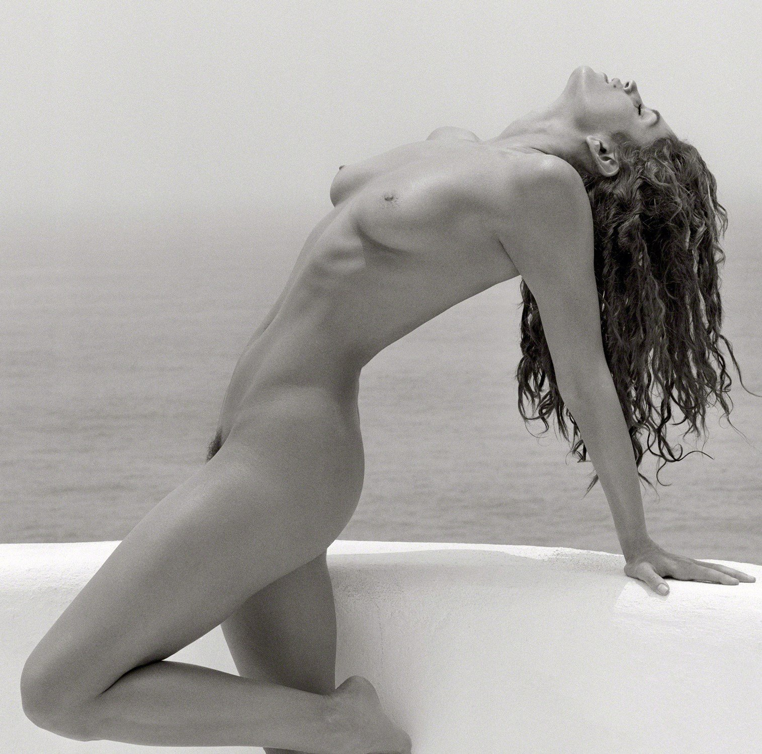 Young Cindy Crawford Nude Photo Shoot Released In High Definition
