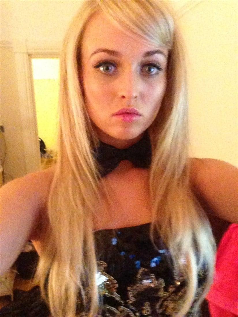 Jorgie Porter Nude Photos And Video Leaked