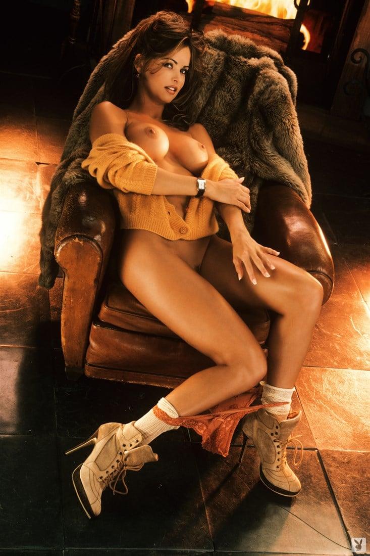 Karen McDougal Nude Photos And Videos Collection