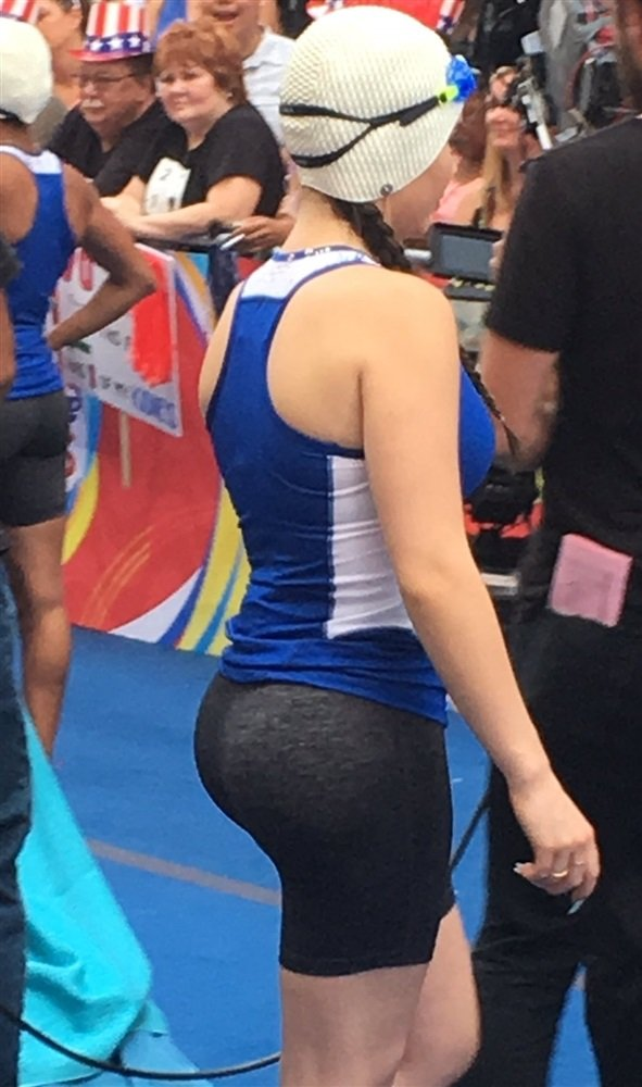 McKayla Maroney's Remarkable Ass Brings Home The Gold