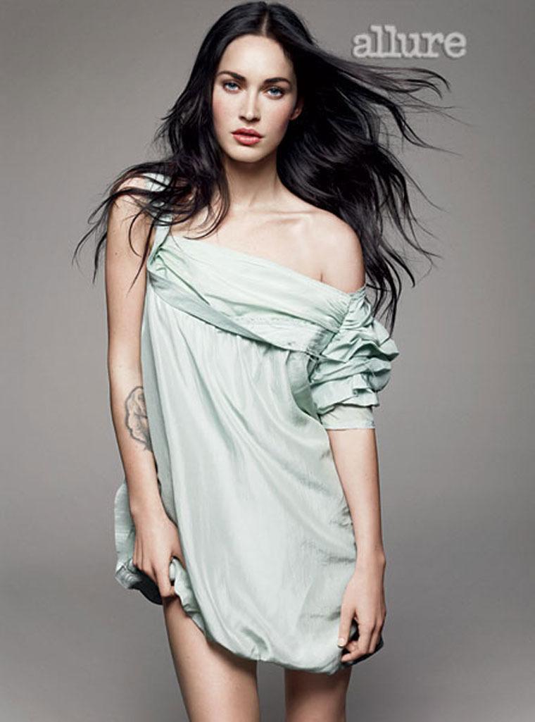 Megan Fox Finds Bikini That Covers Her Tattoos
