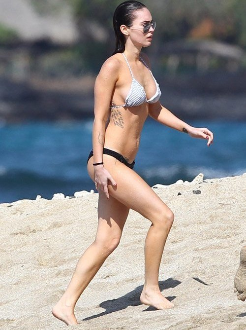 Megan Fox Bikini Pics Set Good Example
