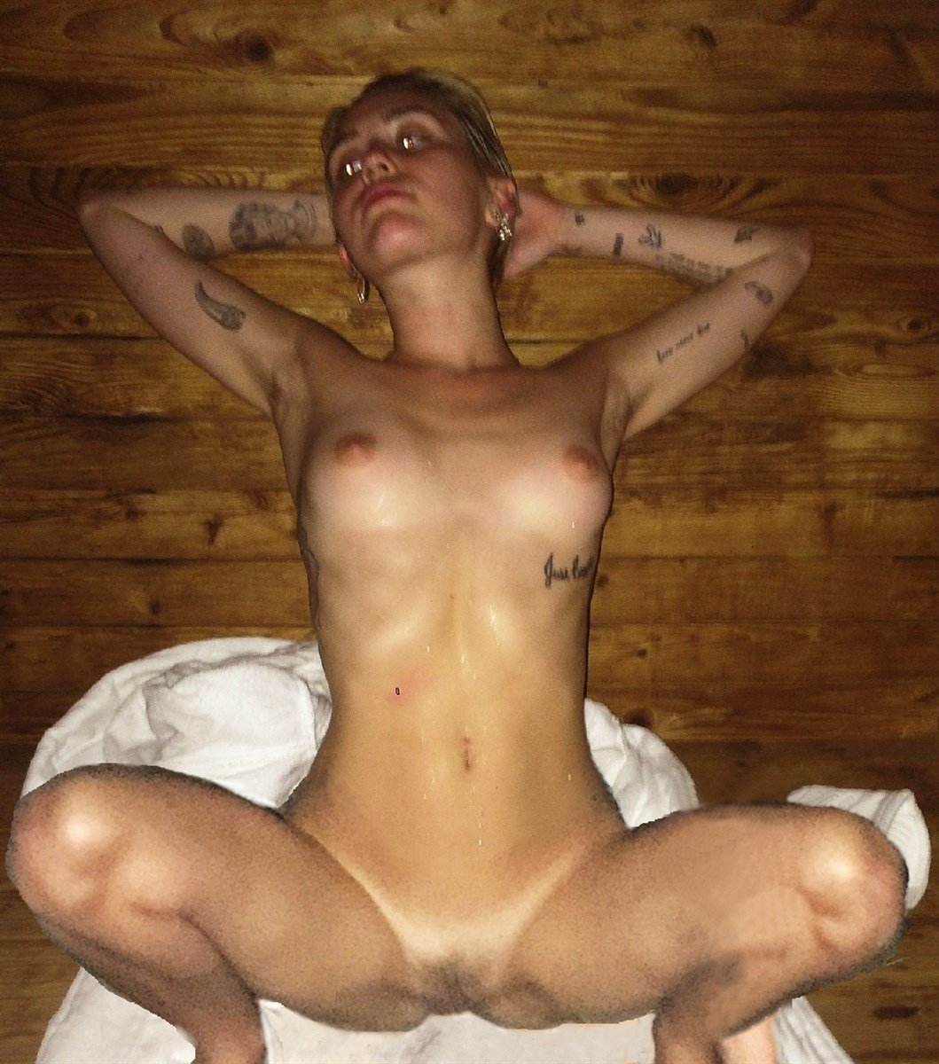 Miley Cyrus Graphic Nude Photos Leaked