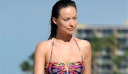 New Olivia Wilde Bikini Pics From Maui