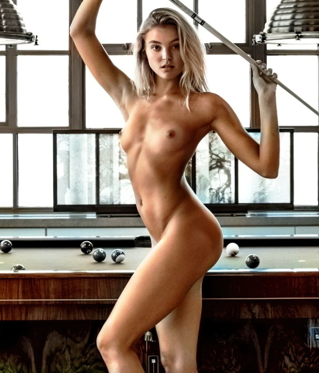 Rachel Hilbert Nude Photos Colorized