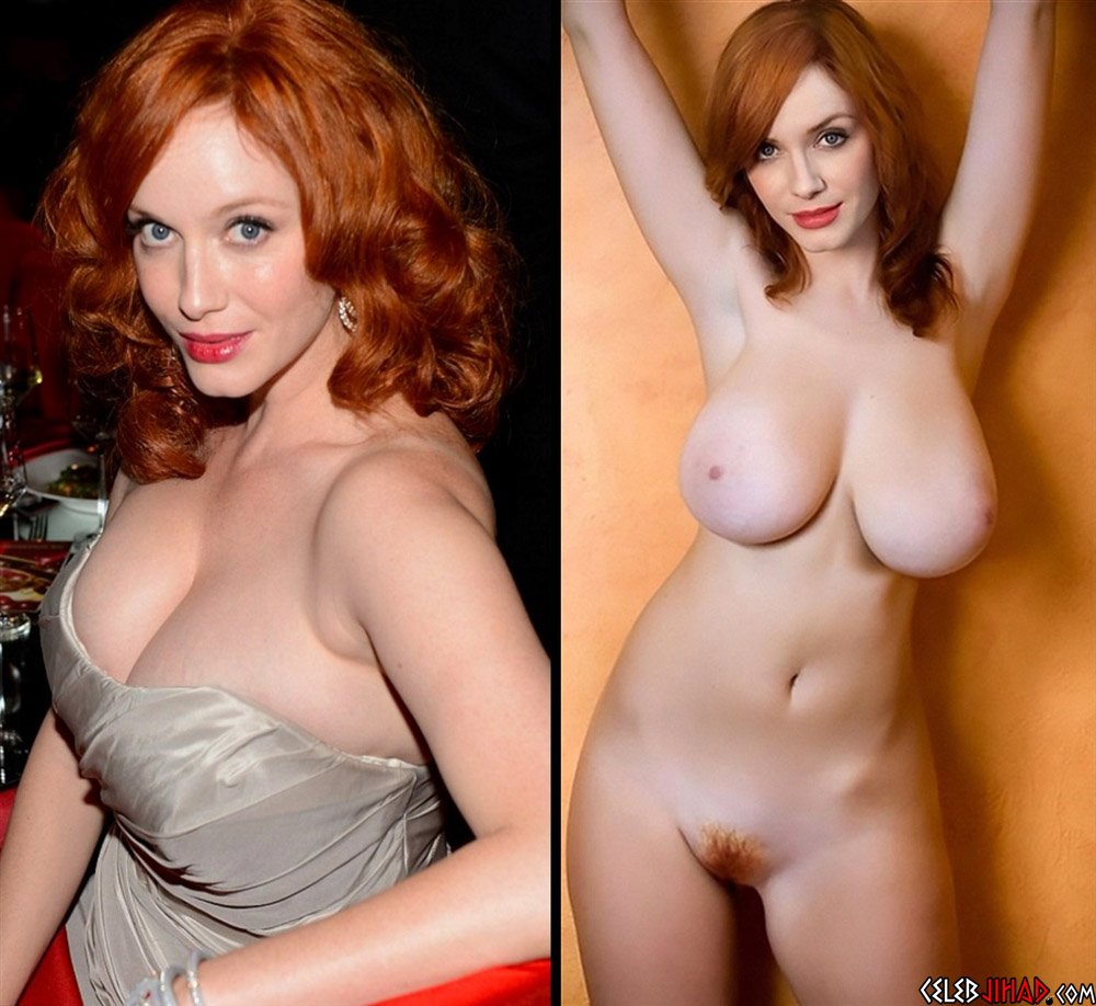Naked female movie stars