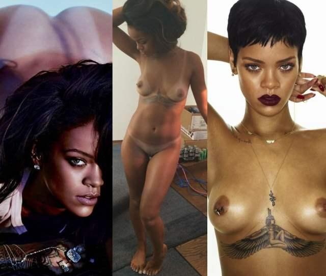 Rihanna Nude Ultimate Compilation