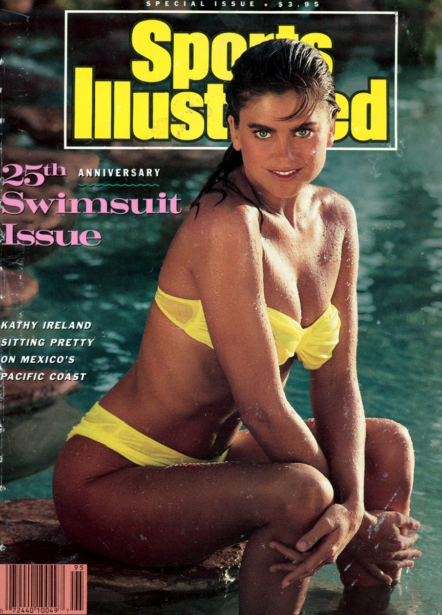Every Sports Illustrated Swimsuit Cover From 1955-2020