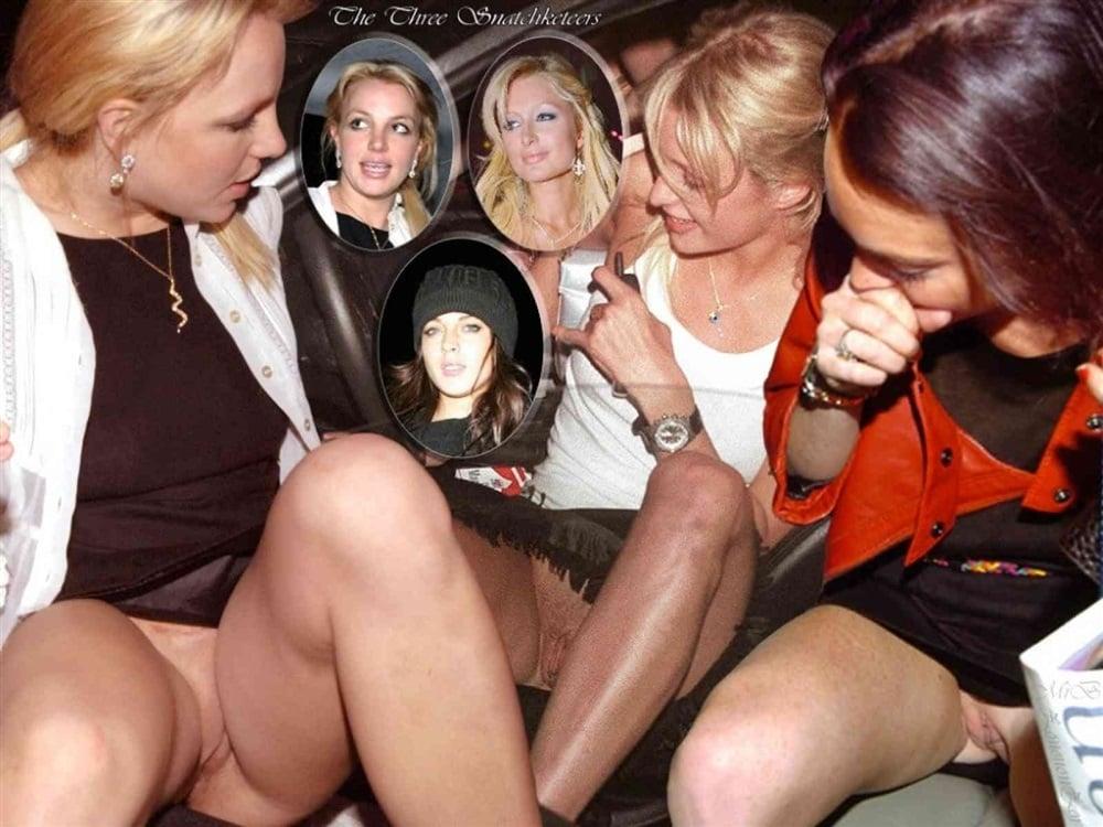 The Top 12 Celebrity Upskirt Pussy Slips