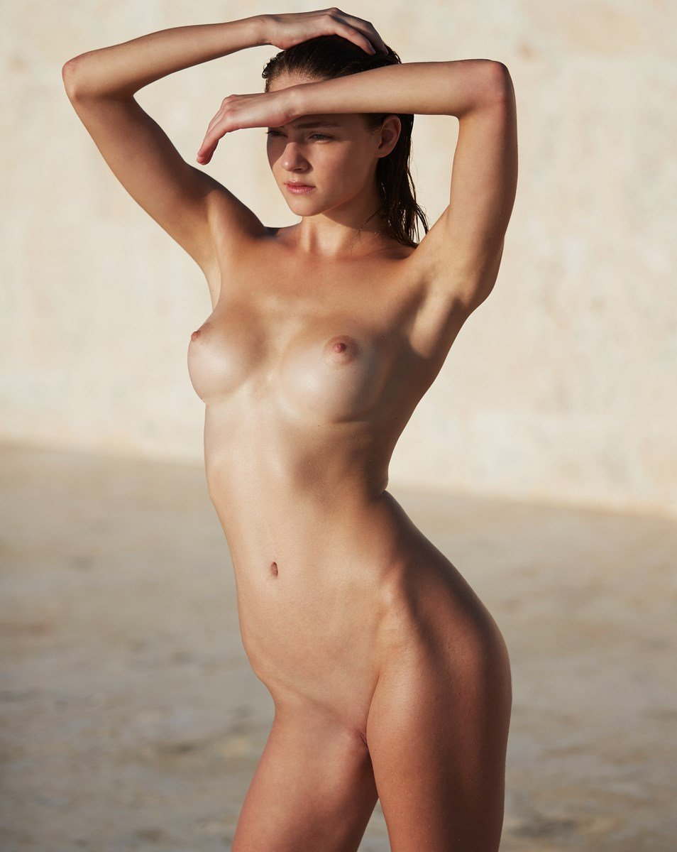 Vika Levina Full Frontal Nude Outtakes
