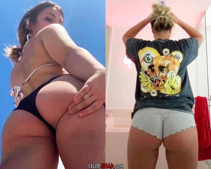 Addison Rae ass