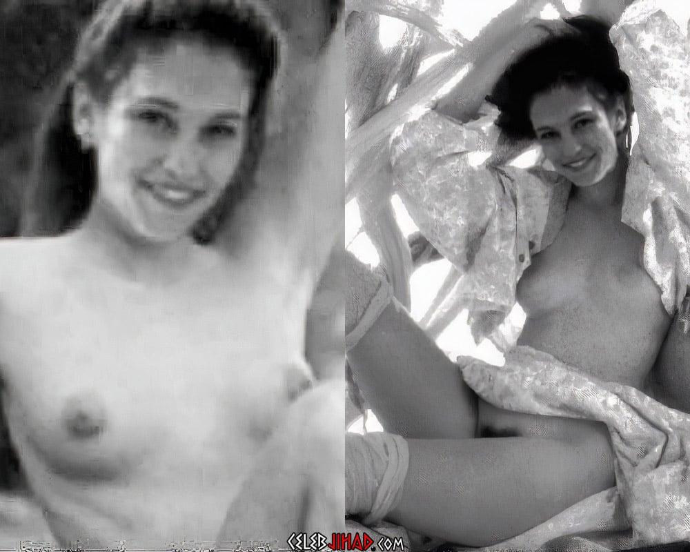 Amy Jo Johnson Nude Ultimate Compilation