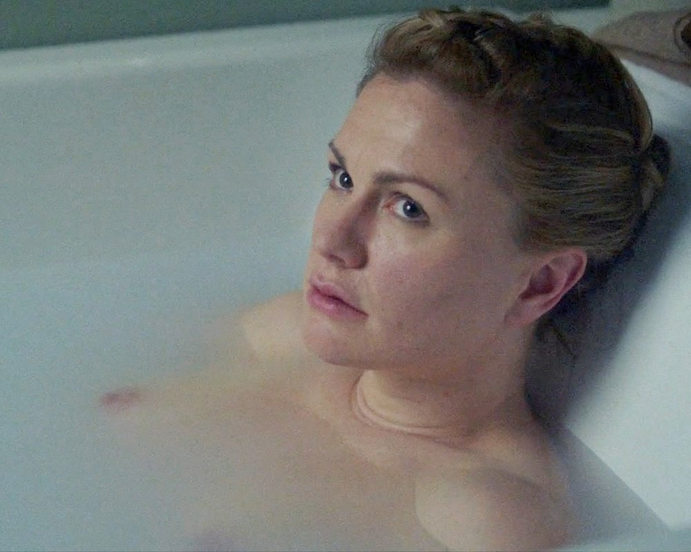 "Anna Paquin Nude Interracial Sex Scene From ""The Affair"""