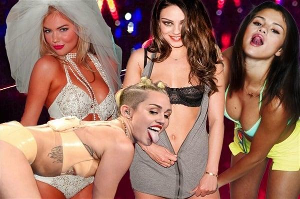 Celebrities vs. Porn Stars: The Ultimate Video Battle