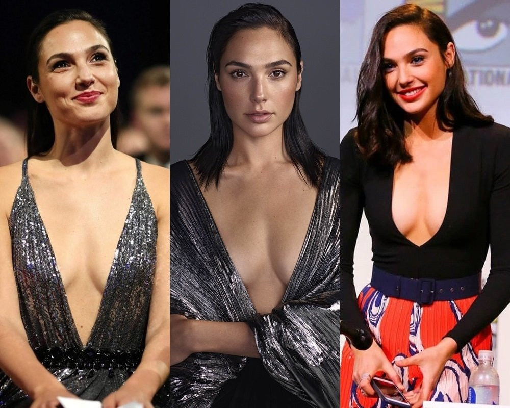 Gal Gadot Delusional About Her Tits