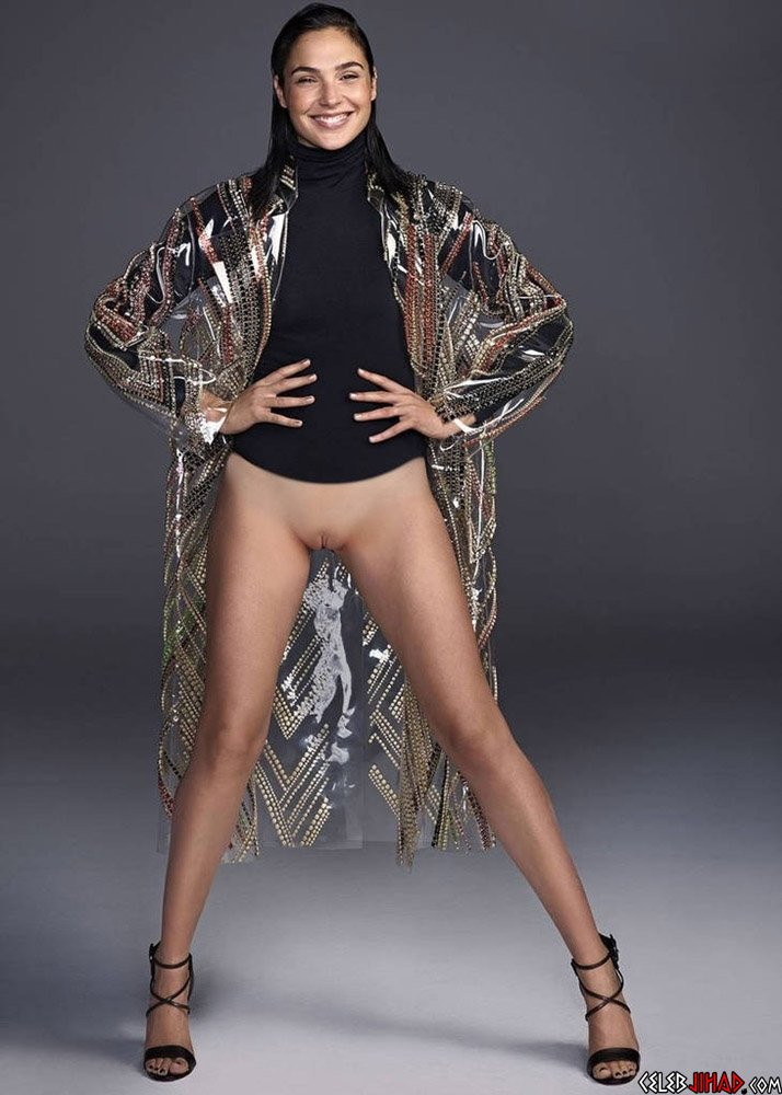 Gal Gadot Nude Pussy At The Met Gala