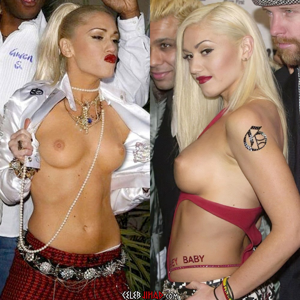 Gwen Stefani Nude Sex Tape Uncovered