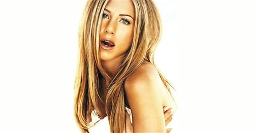 Jennifer Aniston Releases A Sex Tape Video