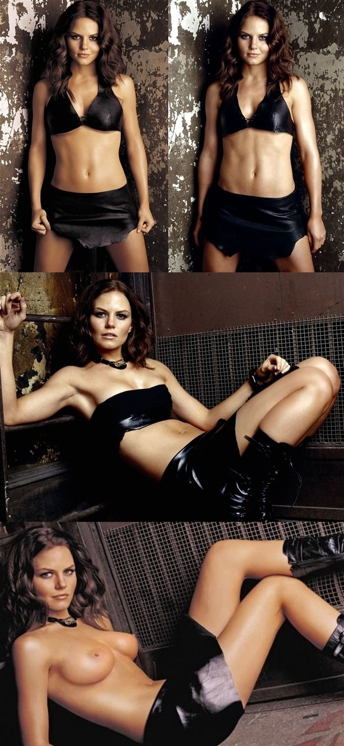 Jennifer Morrison Nude Photos Collection