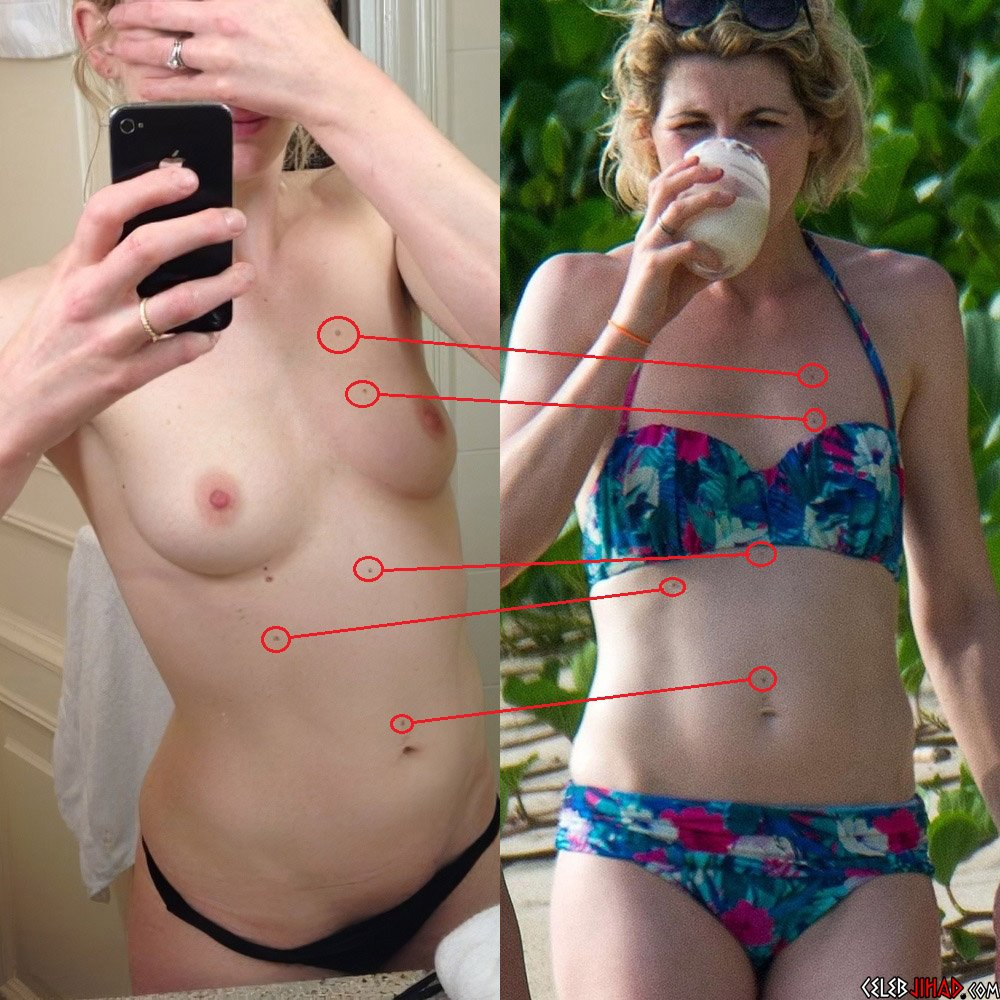 Jodie Whittaker Nude Photo Controversy