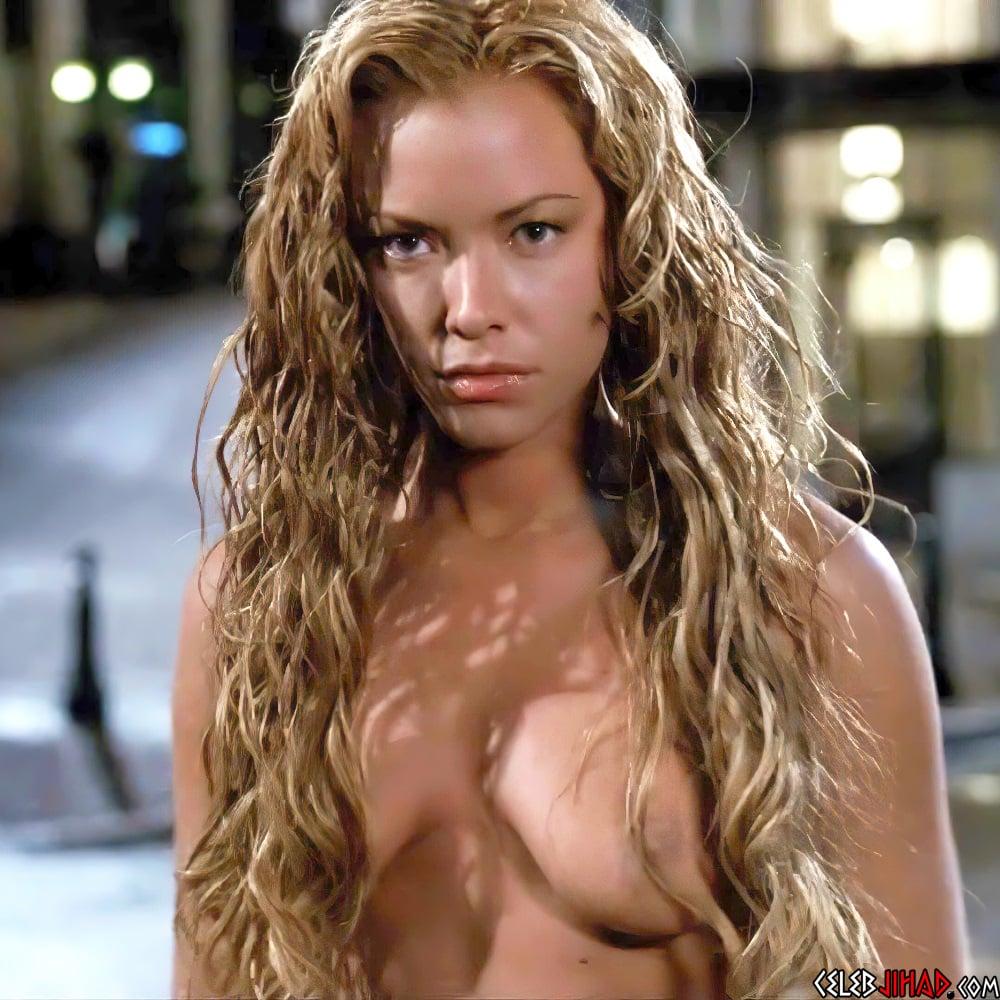 "Kristanna Loken Nude Scenes From ""Terminator 3"" Uncropped"
