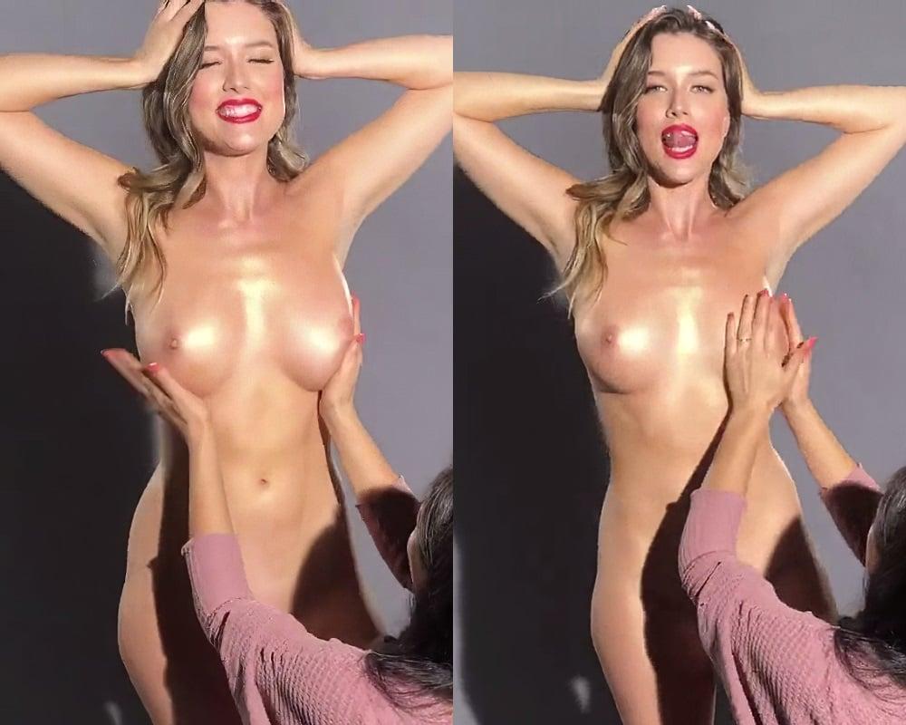 Lauren Summer Nude Sexual Harassment Video