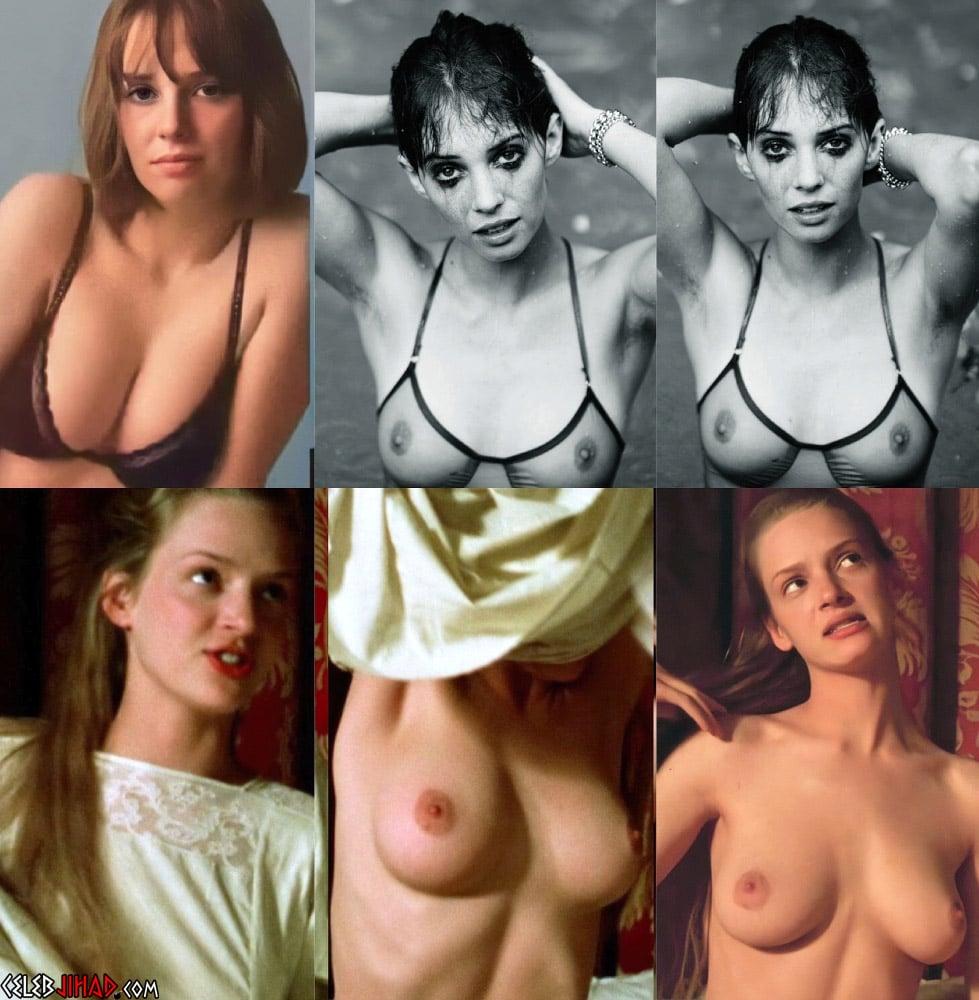 Maya Hawke Nude Nipple Slip