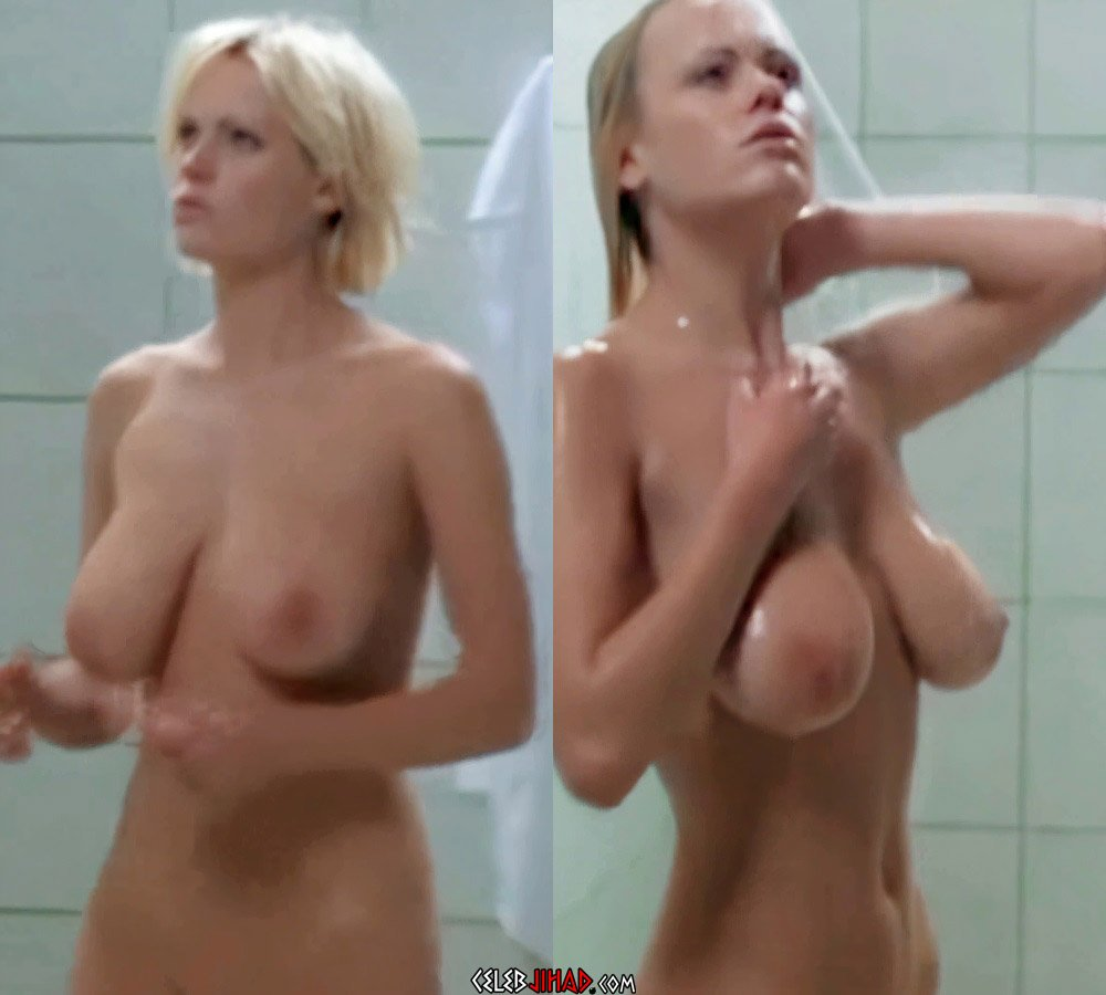 "Monika Verbutaite Full Frontal Nude Scene From ""Endangered Species"""