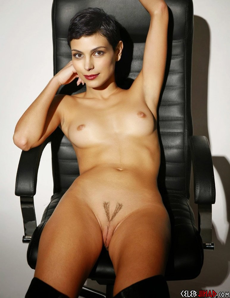 Morena Baccarin Nude Complete Compilation