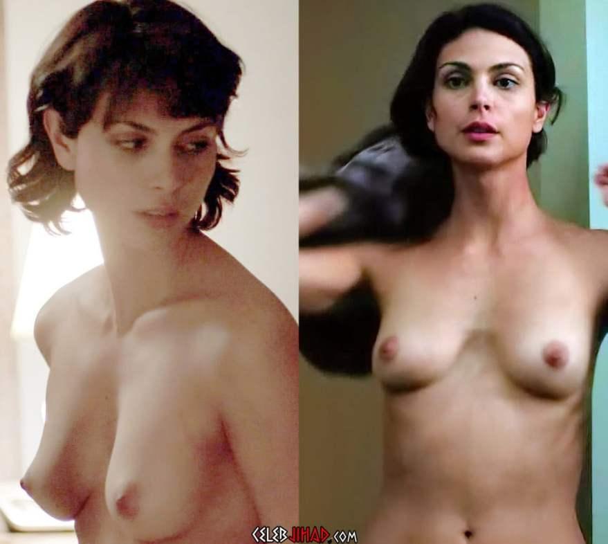 Morena Baccarin nude Homeland
