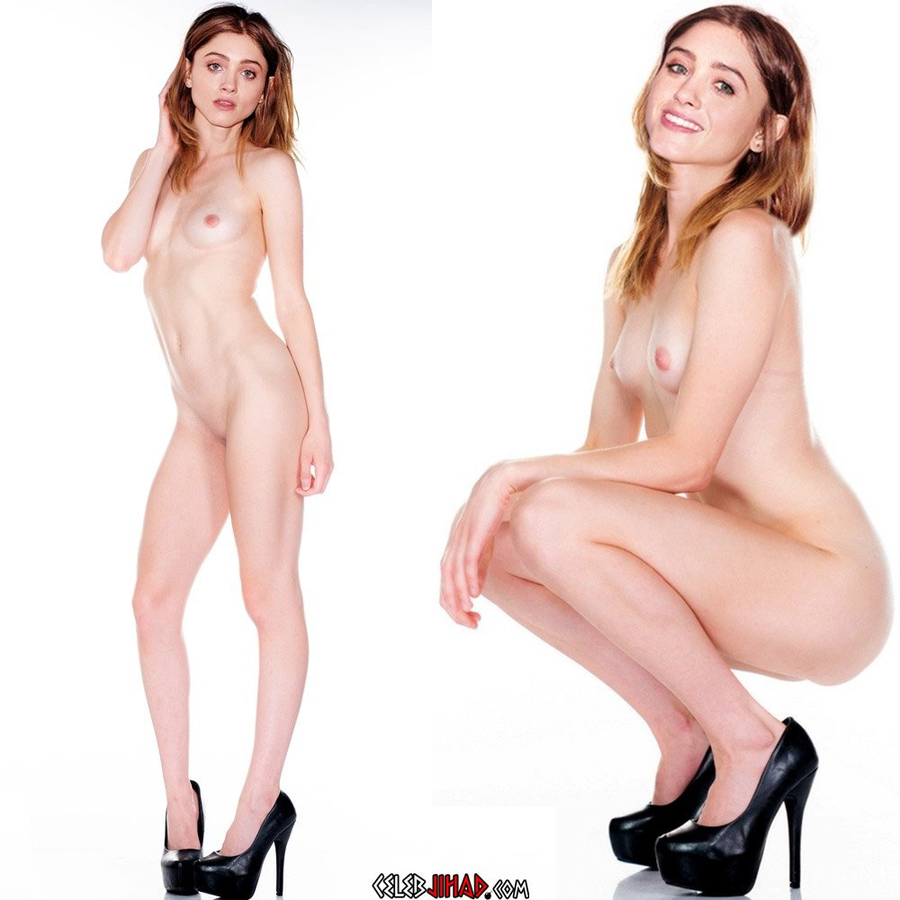 Natalia Dyer Nude Deleted Sex Scene