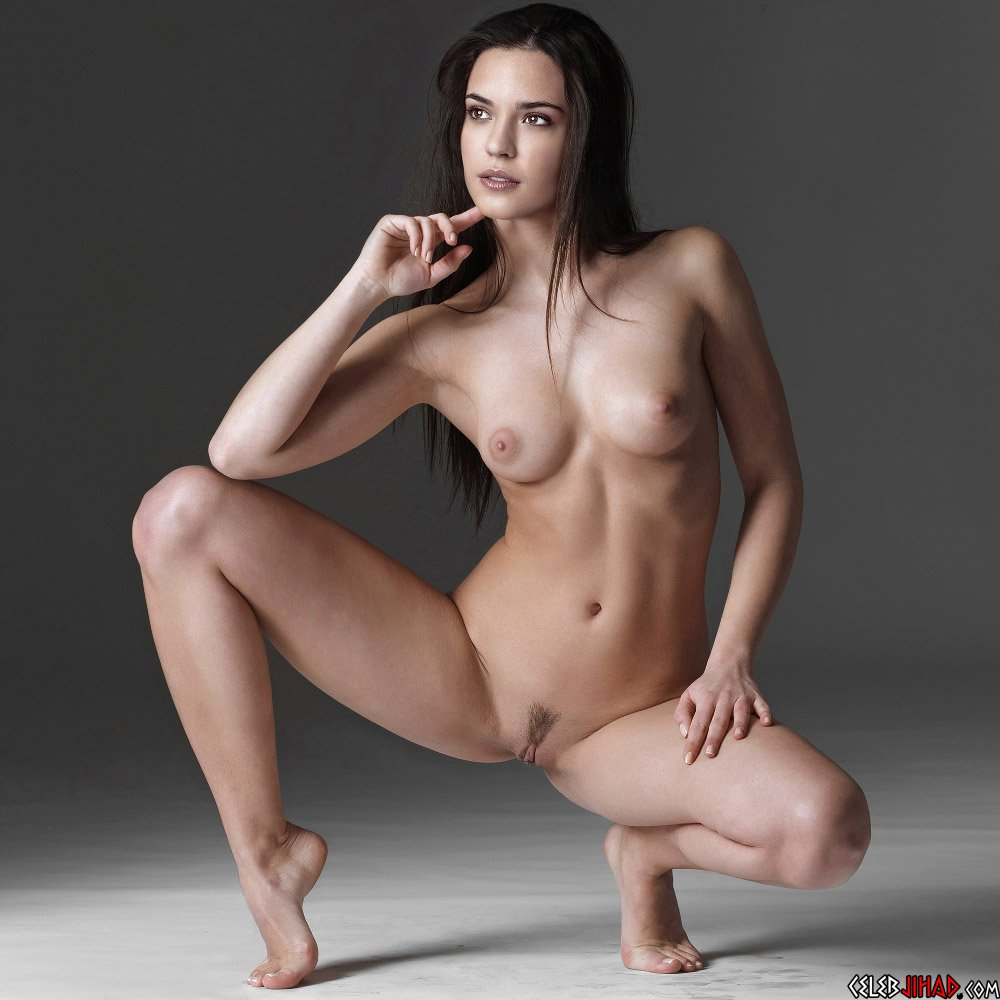 Odette Annable Nude And Obscene Camel Toe