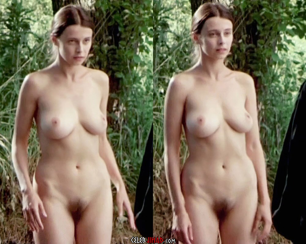 "Renata Dancewicz Full Frontal Nude Scene From ""Devilish Education"""