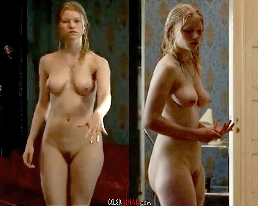 "Roosa Soderholm Full Frontal Nude Scene From ""Baby Jane"""