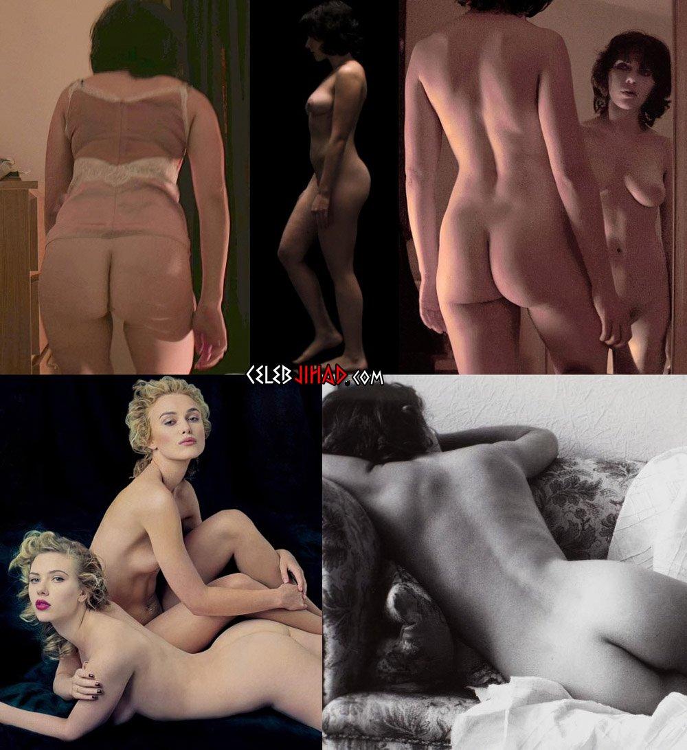 Scarlett Johansson's Nude Ass Is On The Auction Block