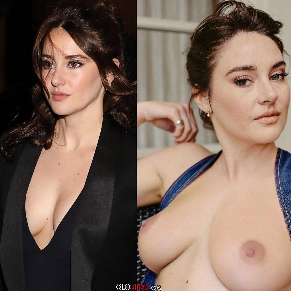 "Shailene Woodley Nude Sex Scene From ""Endings, Beginnings"""
