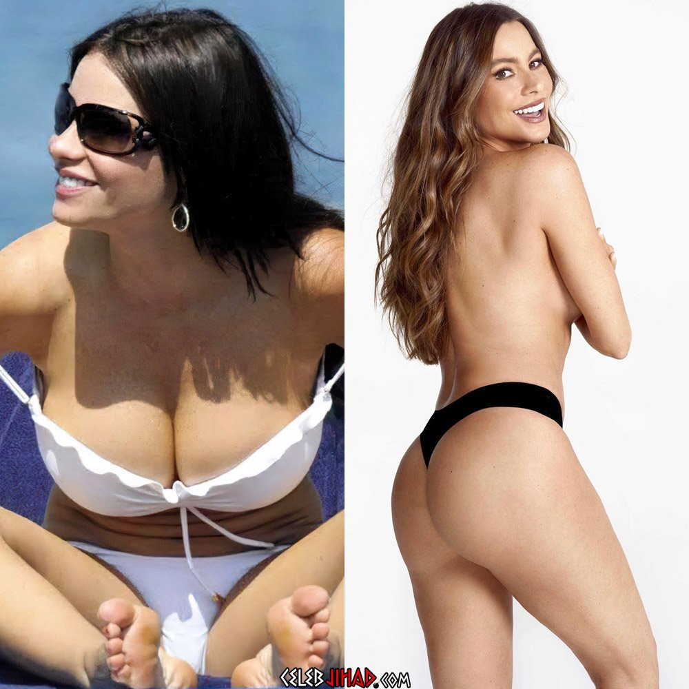 Sofia Vergara Graphic Nude Sex Scene