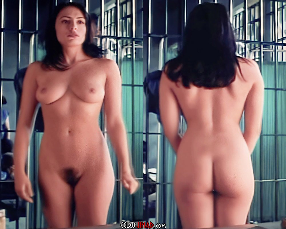 """Stephanie Ann Smith Full Frontal Nude Scenes From """"Under Lock and Key"""""""