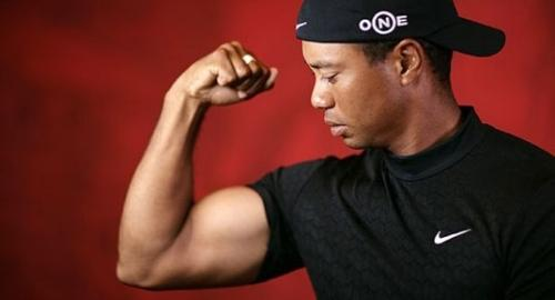 """BREAKING NEWS: Tiger Woods Diagnosed With """"Restless 3rd Leg Syndrome"""""""