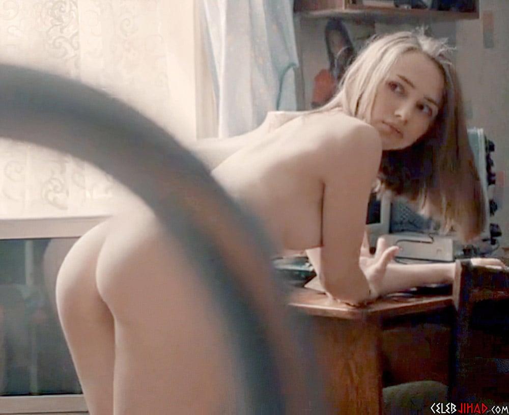 """Yana Enzhaeva Nude Scenes From Russian """"Shameless"""""""