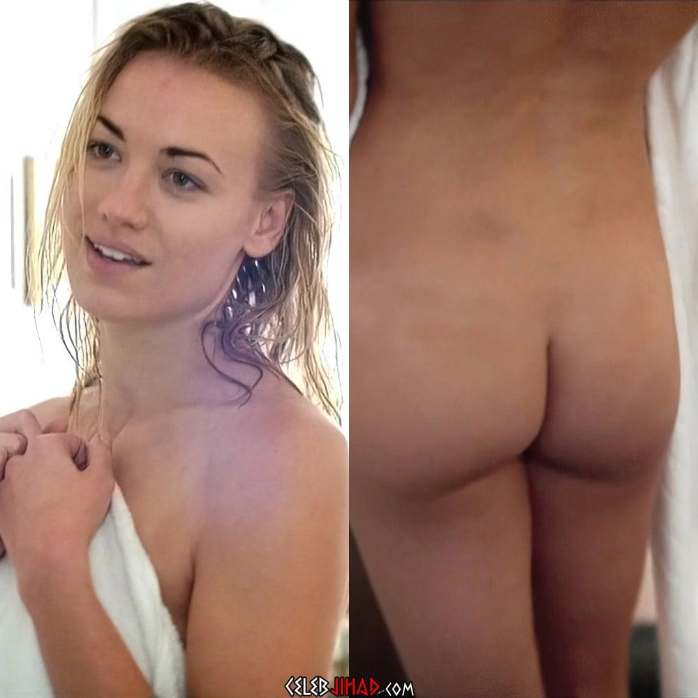 "Yvonne Strahovski Nude Sex Scene From ""Manhattan Night"" Enhanced In 4K"