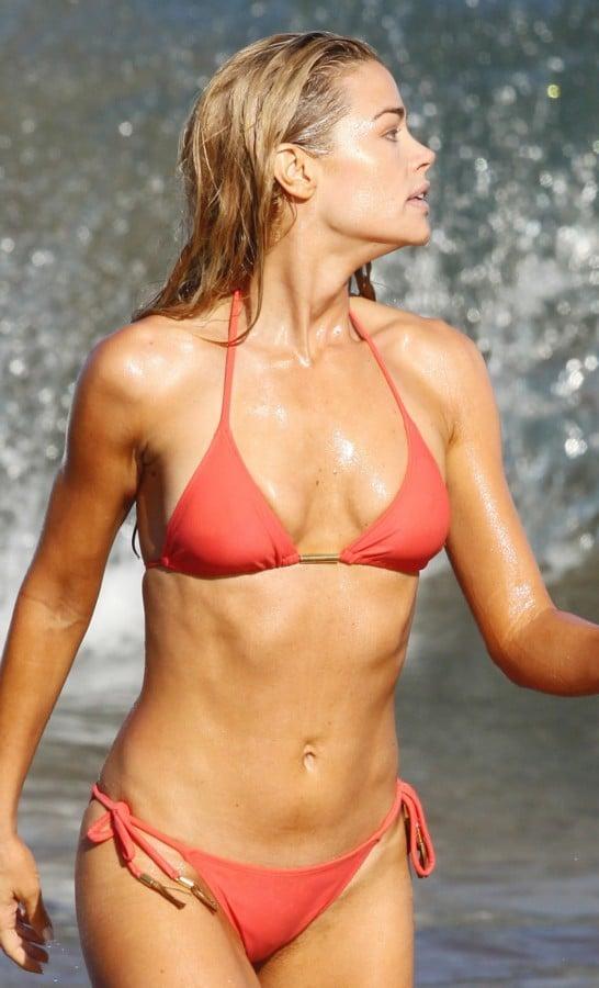 Denise Richards in a Bikini