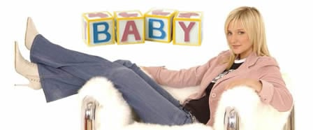 The Ashlee Simpson Guide to Newborn Babies