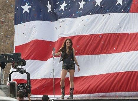 Miley Cyrus Hates America