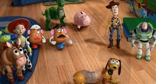 Toy Story 3 Perverted Deleted Scene