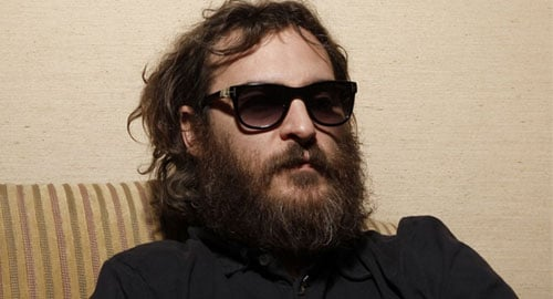 Joaquin Phoenix Ditches Rapping to Become a Superhero