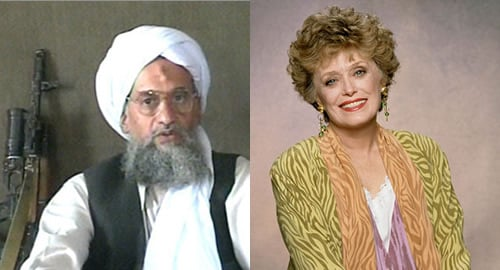 'Golden Girl' Rue McClanahan Assassinated by Al Qaeda Operatives