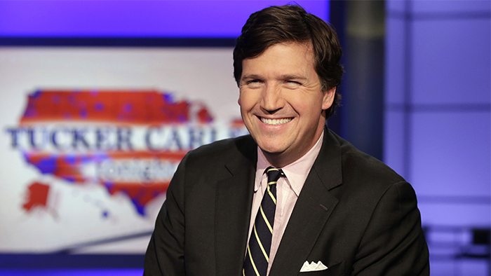 Tucker Carlson Married to his Principal's Daughter as a ...